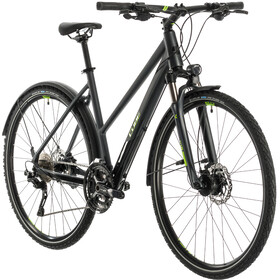 Cube Cross Allroad Trapez iridium/green